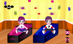 New Born Twins Monster Sister screenshot 6/6