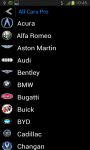 All Cars screenshot 1/3