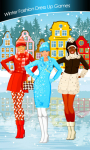 Winter Fashion Dress Up Games screenshot 1/6