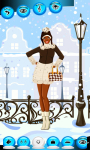 Winter Fashion Dress Up Games screenshot 4/6