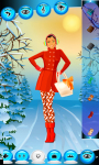 Winter Fashion Dress Up Games screenshot 5/6