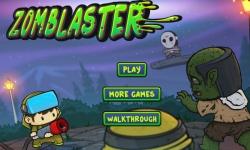 Zomblaster screenshot 1/4