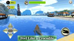Swamp Crocodile Simulator Wild screenshot 2/6