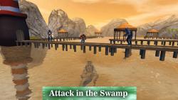 Swamp Crocodile Simulator Wild screenshot 3/6