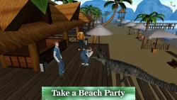 Swamp Crocodile Simulator Wild screenshot 4/6