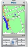 GPS People Finder Lite screenshot 1/3