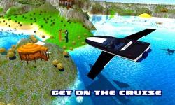Flying Police Boat Simulator screenshot 1/3