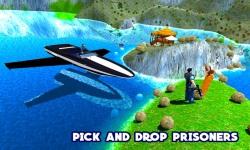 Flying Police Boat Simulator screenshot 2/3