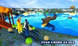 Flying Police Boat Simulator screenshot 3/3