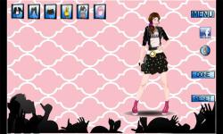 Dress Up Hannah Games Free screenshot 2/3