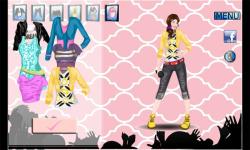Dress Up Hannah Games Free screenshot 3/3