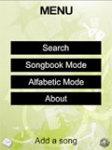 Guitar Book - Mobile Chord Songbook screenshot 1/1