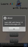 Learn ABC with Danny FREE screenshot 3/6