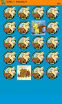 Angry Beavers Match Up Game screenshot 1/6