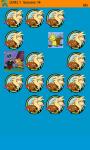 Angry Beavers Match Up Game screenshot 2/6
