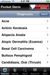 Pocket Derm screenshot 1/1