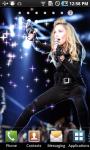 Madonna LWP screenshot 1/3