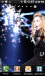 Madonna LWP screenshot 3/3