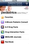 Pediatrics Central screenshot 1/1