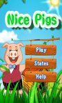 Kind Pigs game Android screenshot 1/1