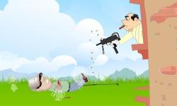 Golf Gunfire-Sniper Shooting screenshot 2/4