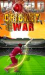 World Cricket War Free screenshot 1/6