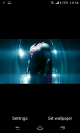 Man Of Steel Flight Live Wallpaper screenshot 4/5