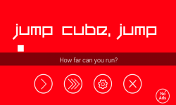 Jump Cube Jump screenshot 1/6