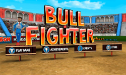 Bull Fighter screenshot 1/3