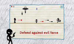 Angry stickman 2 screenshot 2/3