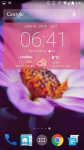 Weather Clock Widget Android screenshot 2/3