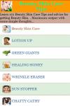 101 Beauty Skin Care Tips screenshot 4/5