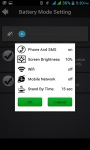 DU Battery Saver Plus screenshot 6/6