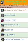 Fastest Trains In The World screenshot 2/3