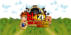 Blaze and Monster Machine racing screenshot 1/6