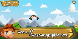 Blaze and Monster Machine racing screenshot 3/6