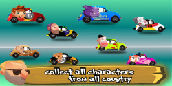 Blaze and Monster Machine racing screenshot 5/6