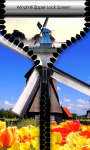 Windmill Zipper Lock Screen Best screenshot 1/6