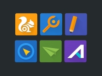 Quada - Icon Pack full screenshot 5/6