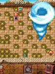 Bomberman Touch - The Legend of Mystic Bomb screenshot 1/1