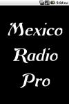 Mexico  Radio  Pro screenshot 1/3