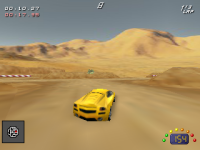 KORa 3D Racing  screenshot 2/3