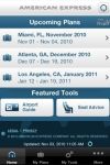 American Express Travel App screenshot 1/1