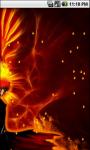Bleach Hollow Rage Live Wallpaper screenshot 3/5