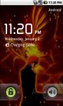 Bleach Hollow Rage Live Wallpaper screenshot 4/5