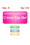 Speed Tapping - How Fast Can You Tap? screenshot 1/1
