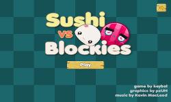 Sushi and Blockies screenshot 2/5