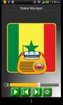 Senegalese Live Streaming Radio screenshot 2/3