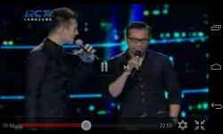Indonesian Idol Video Clip screenshot 5/6