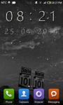 Metal Digital Clock screenshot 1/5